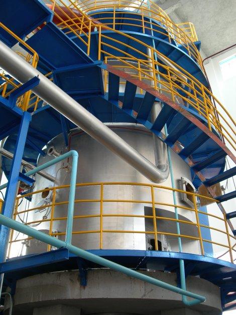 Cámara de Gasification – Tecnología Jiutian 3E Henming