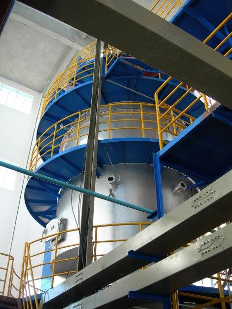 Cámara de Gasification Tecnología Jiutian 3E Henming