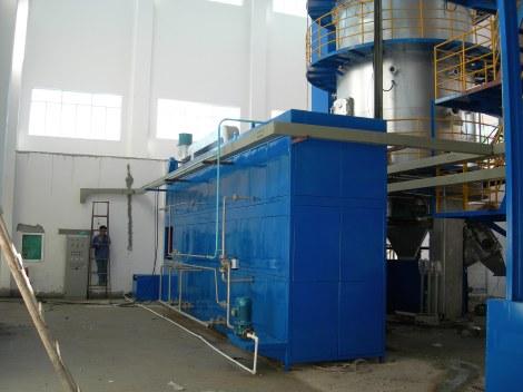 Parte del Proceso Planta Gasificación 3E Henming