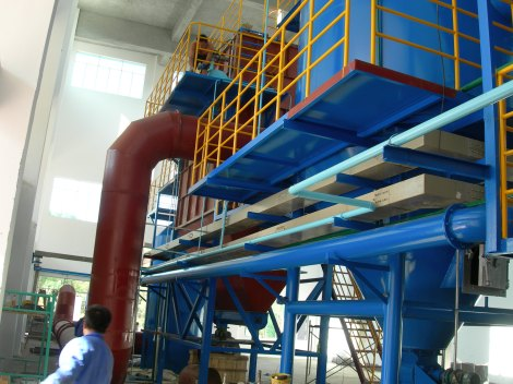 Planta Gasificación de Generación de Energía