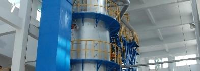 Planta Gasificación en funcionamiento 3E Henming tecnología Jiutian