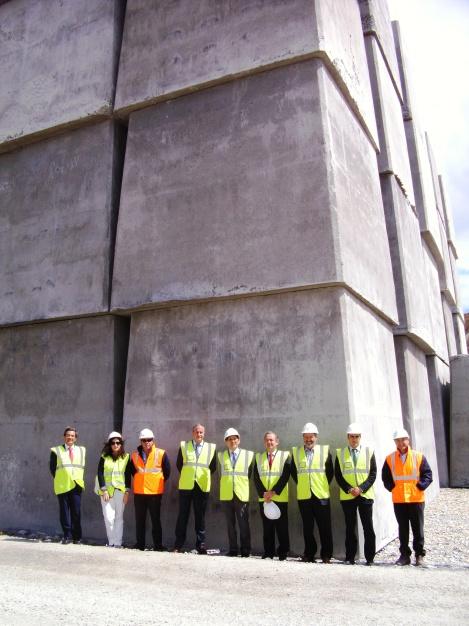 Proyecto Recover A Coruña - los responsables