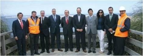 Proyecto de Puerto de A Coruña con la tecnología de Gasificación-2