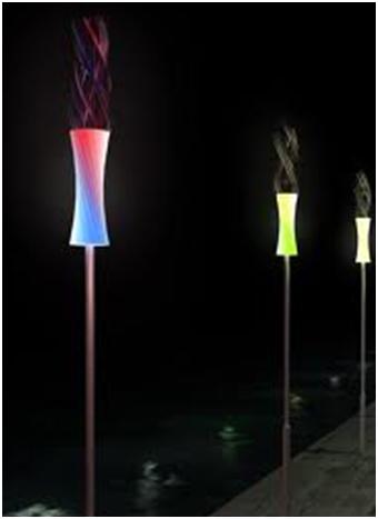 Color excelente de los objetos iluminados - GAiA New Technologies Chile