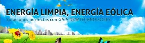 Energía Limpia, Energía Eólica - Blog Flash