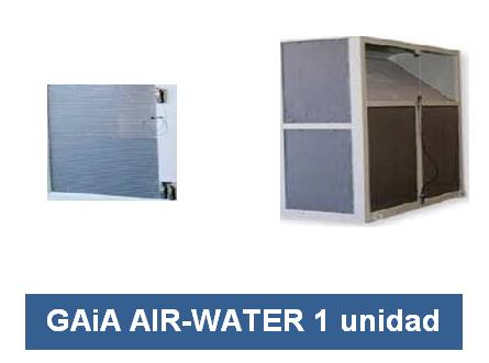 GAiA Air-Water Modular - 1 unidad