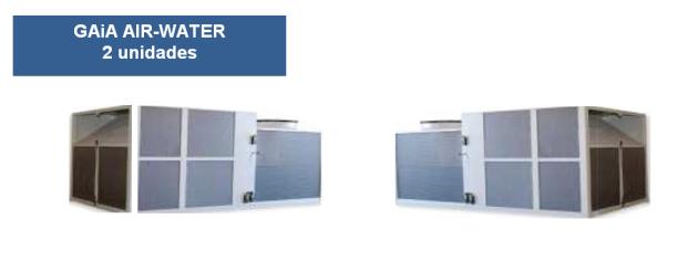 GAiA Air-Water Modular - 2 Unidades