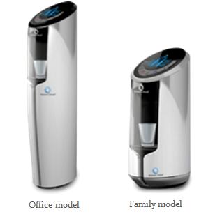 GAIA AIR-WATER (GAW) - Para el hogar y oficina
