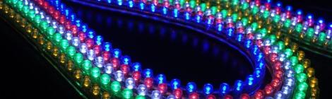 Iluminación con LEDs - GAiA New Technologies Chile