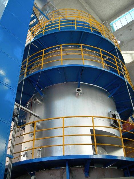 Planta 3E Henming - Turbina de Gas