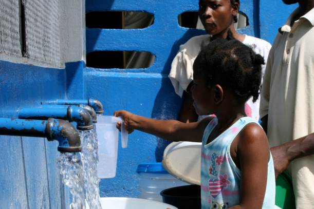Solución para Escasez de Agua en el Mundo